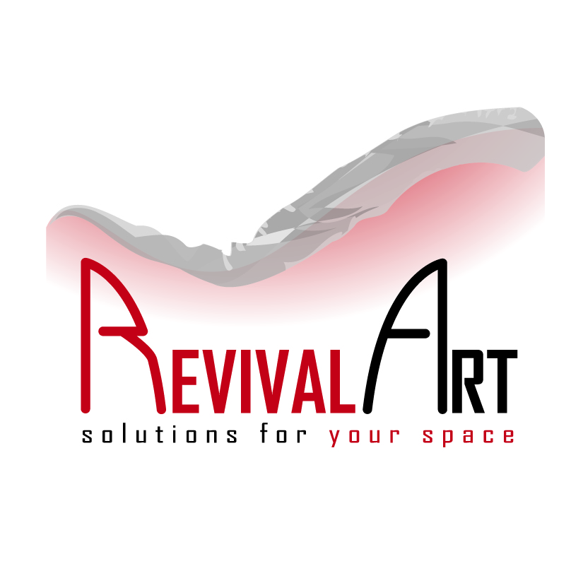 Logo Design by DayDream - Entry No. 208 in the Logo Design Contest Revival Art.