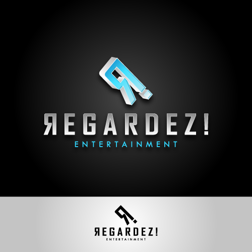 Logo Design by SilverEagle - Entry No. 51 in the Logo Design Contest Logo Design Needed for Exciting New Company Regardez! (full name = Regardez! Entertainment GmbH).