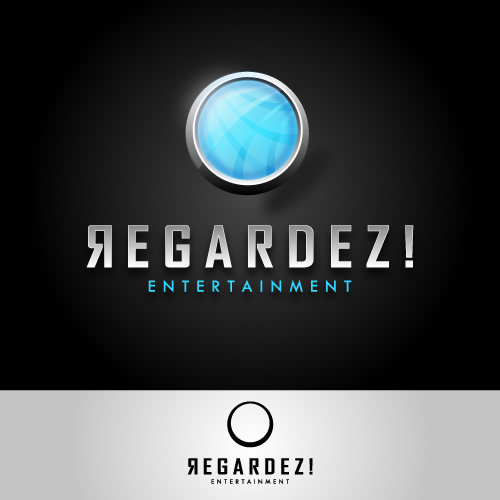 Logo Design by SilverEagle - Entry No. 52 in the Logo Design Contest Logo Design Needed for Exciting New Company Regardez! (full name = Regardez! Entertainment GmbH).