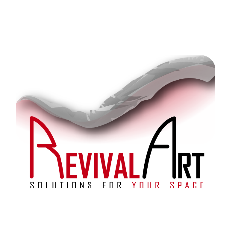 Logo Design by DayDream - Entry No. 209 in the Logo Design Contest Revival Art.