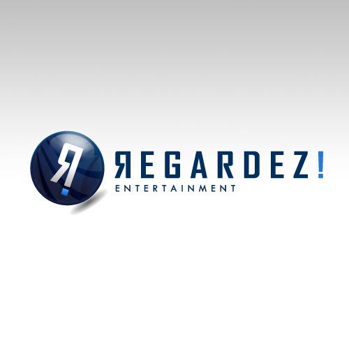 Logo Design by SilverEagle - Entry No. 53 in the Logo Design Contest Logo Design Needed for Exciting New Company Regardez! (full name = Regardez! Entertainment GmbH).