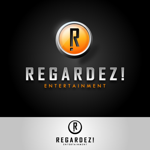 Logo Design by SilverEagle - Entry No. 56 in the Logo Design Contest Logo Design Needed for Exciting New Company Regardez! (full name = Regardez! Entertainment GmbH).