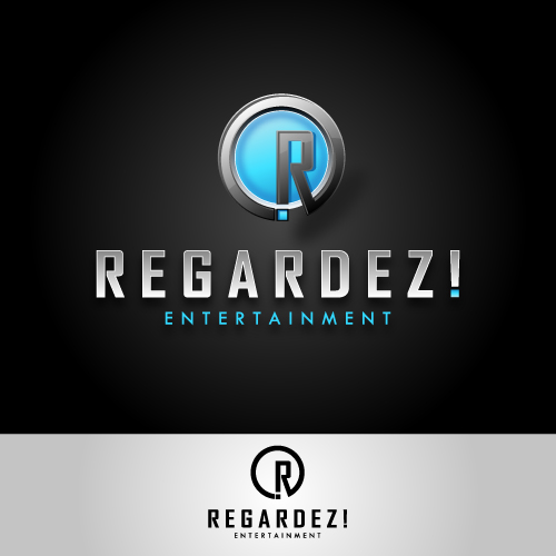 Logo Design by SilverEagle - Entry No. 57 in the Logo Design Contest Logo Design Needed for Exciting New Company Regardez! (full name = Regardez! Entertainment GmbH).
