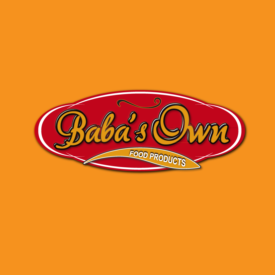 Logo Design by moonflower - Entry No. 17 in the Logo Design Contest Unique Logo Design Wanted for Baba's Own Food Products.