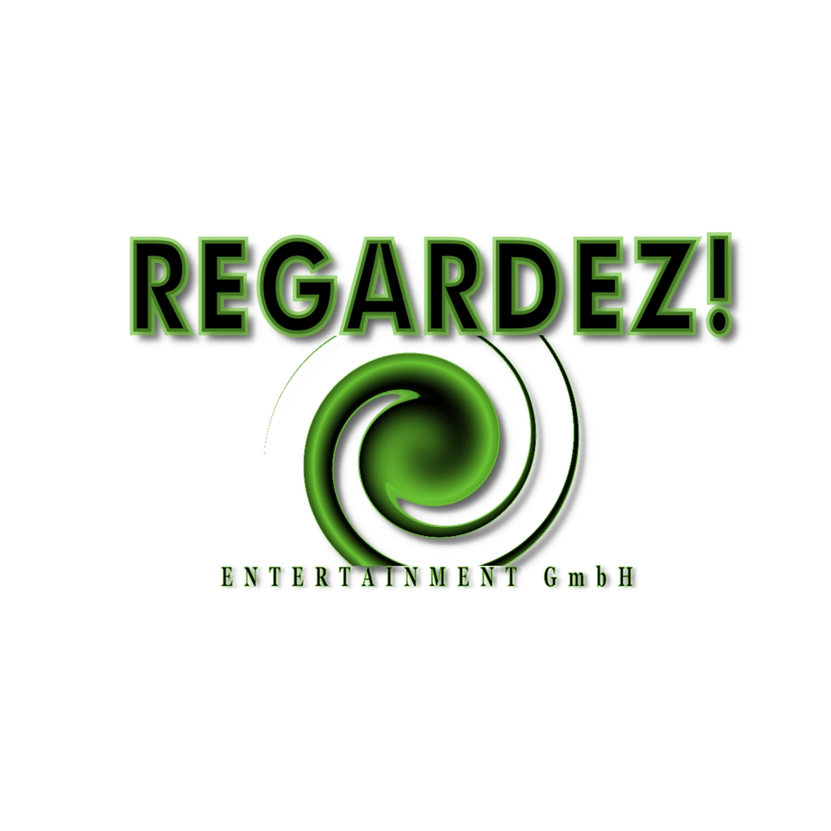 Logo Design by Joseph calunsag Cagaanan - Entry No. 68 in the Logo Design Contest Logo Design Needed for Exciting New Company Regardez! (full name = Regardez! Entertainment GmbH).