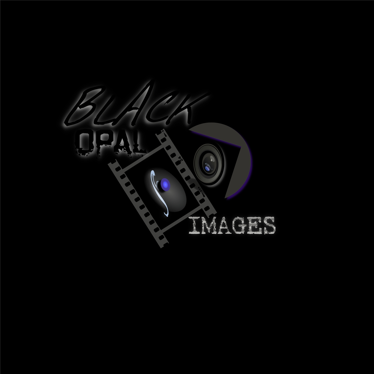 Logo Design by Chris Frederickson - Entry No. 8 in the Logo Design Contest New Logo Design for Black Opal Images.