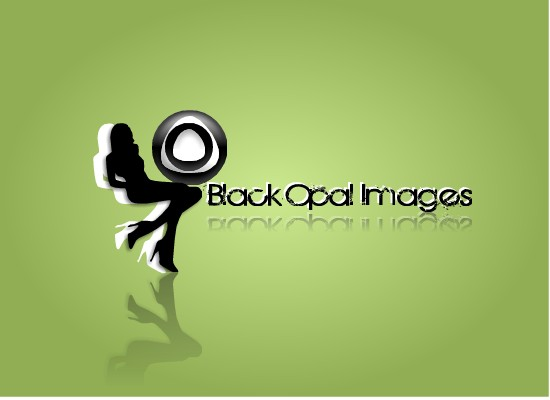 Logo Design by joway - Entry No. 9 in the Logo Design Contest New Logo Design for Black Opal Images.