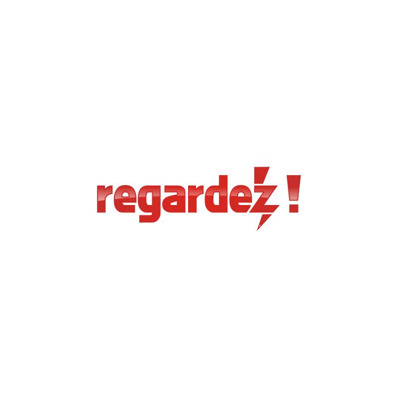 Logo Design by asti - Entry No. 72 in the Logo Design Contest Logo Design Needed for Exciting New Company Regardez! (full name = Regardez! Entertainment GmbH).
