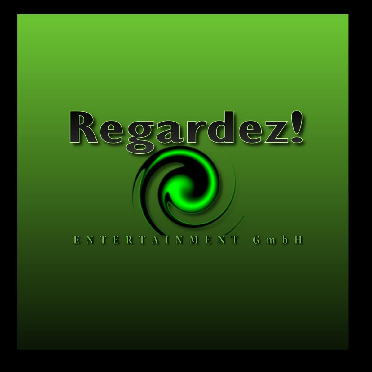 Logo Design by Joseph calunsag Cagaanan - Entry No. 73 in the Logo Design Contest Logo Design Needed for Exciting New Company Regardez! (full name = Regardez! Entertainment GmbH).