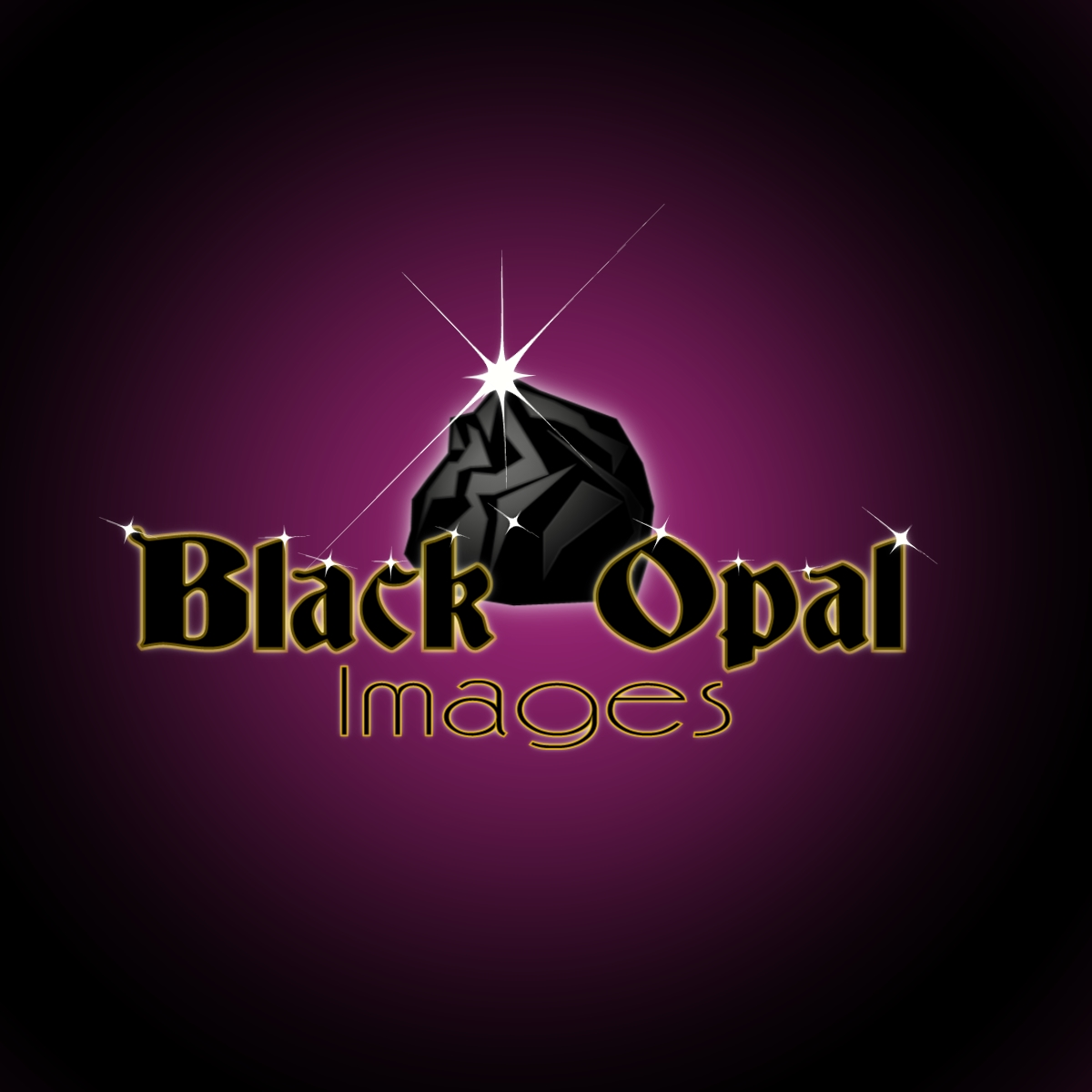 Logo Design by Joseph calunsag Cagaanan - Entry No. 16 in the Logo Design Contest New Logo Design for Black Opal Images.