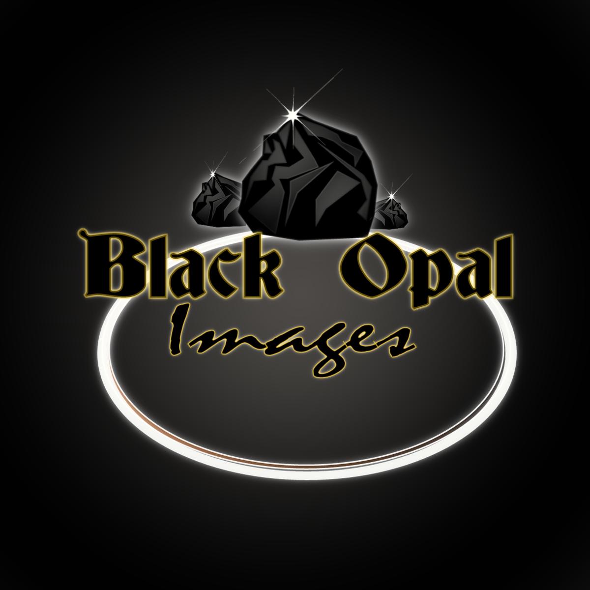 Logo Design by Joseph calunsag Cagaanan - Entry No. 17 in the Logo Design Contest New Logo Design for Black Opal Images.