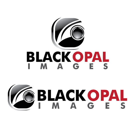 Logo Design by stormbighit - Entry No. 30 in the Logo Design Contest New Logo Design for Black Opal Images.
