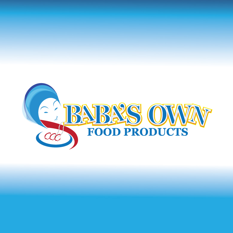Logo Design by stormbighit - Entry No. 25 in the Logo Design Contest Unique Logo Design Wanted for Baba's Own Food Products.