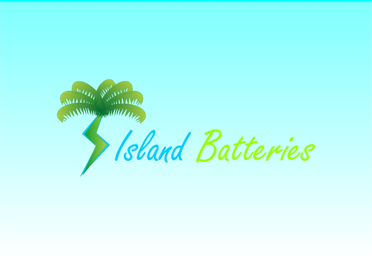 Logo Design by dzoker - Entry No. 5 in the Logo Design Contest Fun Logo Design for Island Batteries.