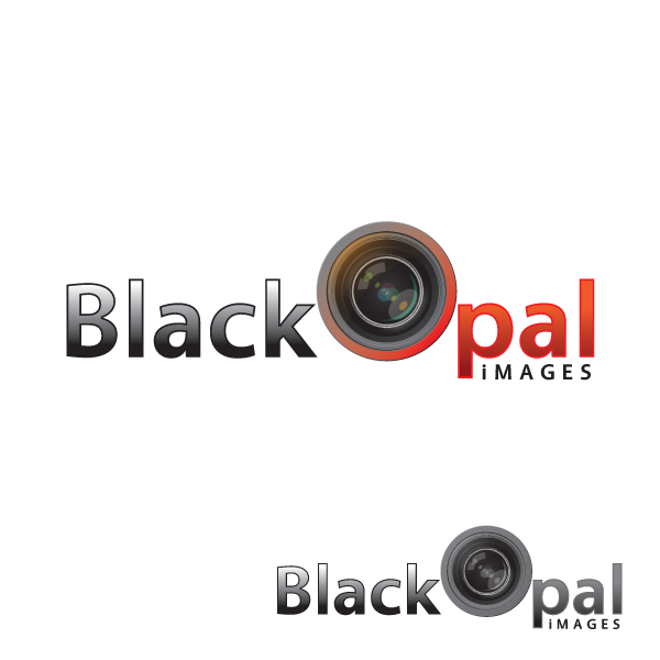 Logo Design by storm - Entry No. 41 in the Logo Design Contest New Logo Design for Black Opal Images.
