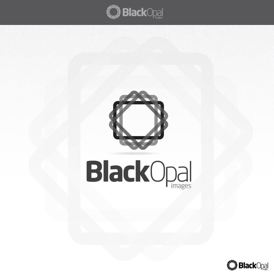 Logo Design by rockpinoy - Entry No. 48 in the Logo Design Contest New Logo Design for Black Opal Images.