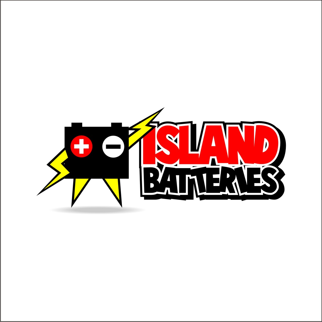 Logo Design by Heru budi Santoso - Entry No. 9 in the Logo Design Contest Fun Logo Design for Island Batteries.