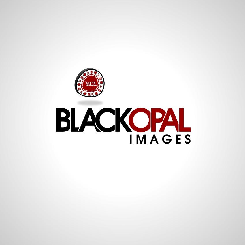 Logo Design by martinz - Entry No. 57 in the Logo Design Contest New Logo Design for Black Opal Images.