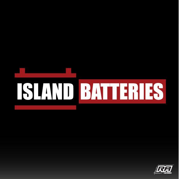 Logo Design by RA-Design - Entry No. 11 in the Logo Design Contest Fun Logo Design for Island Batteries.