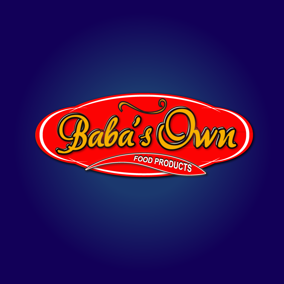 Logo Design by moonflower - Entry No. 32 in the Logo Design Contest Unique Logo Design Wanted for Baba's Own Food Products.