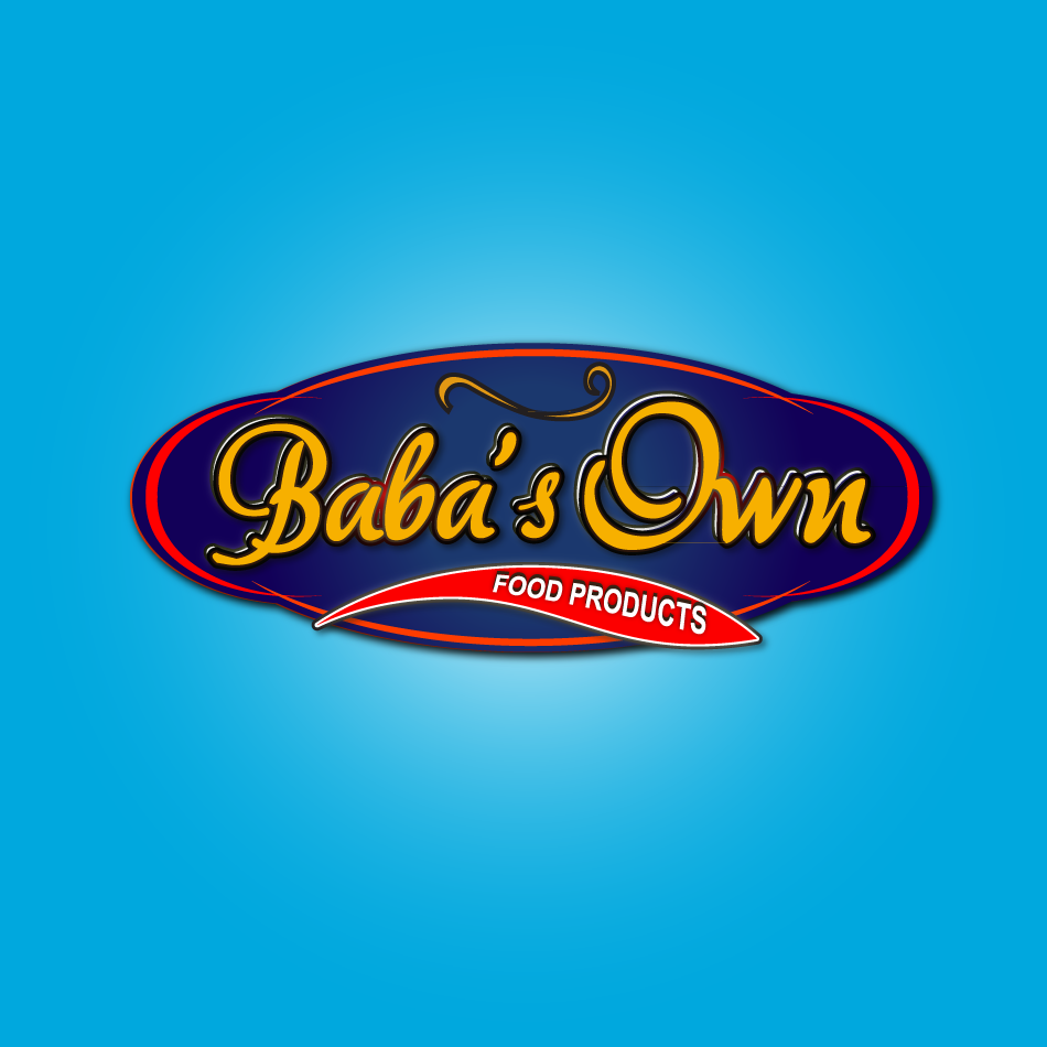 Logo Design by moonflower - Entry No. 34 in the Logo Design Contest Unique Logo Design Wanted for Baba's Own Food Products.