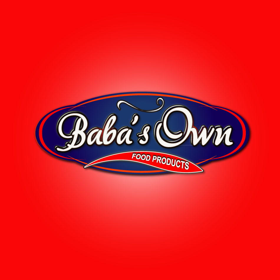 Logo Design by moonflower - Entry No. 35 in the Logo Design Contest Unique Logo Design Wanted for Baba's Own Food Products.