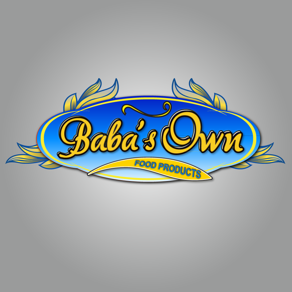 Logo Design by moonflower - Entry No. 39 in the Logo Design Contest Unique Logo Design Wanted for Baba's Own Food Products.