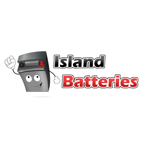 Logo Design by mikekoubou - Entry No. 15 in the Logo Design Contest Fun Logo Design for Island Batteries.
