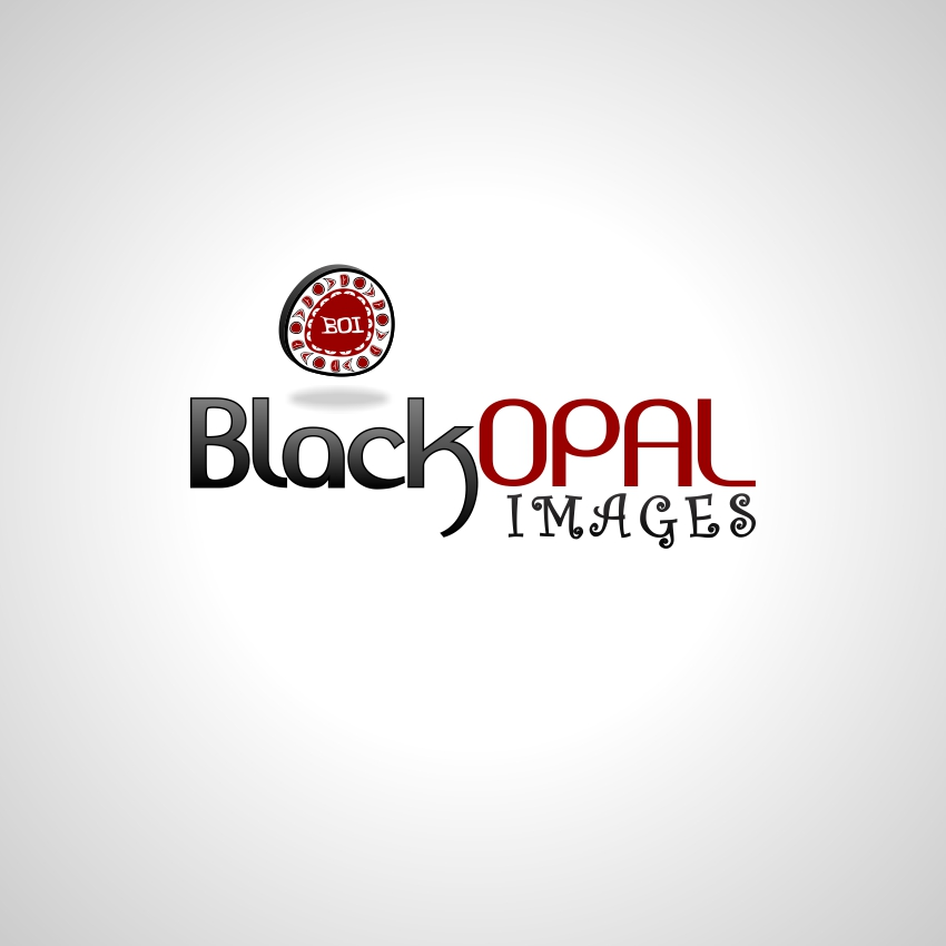 Logo Design by martinz - Entry No. 80 in the Logo Design Contest New Logo Design for Black Opal Images.