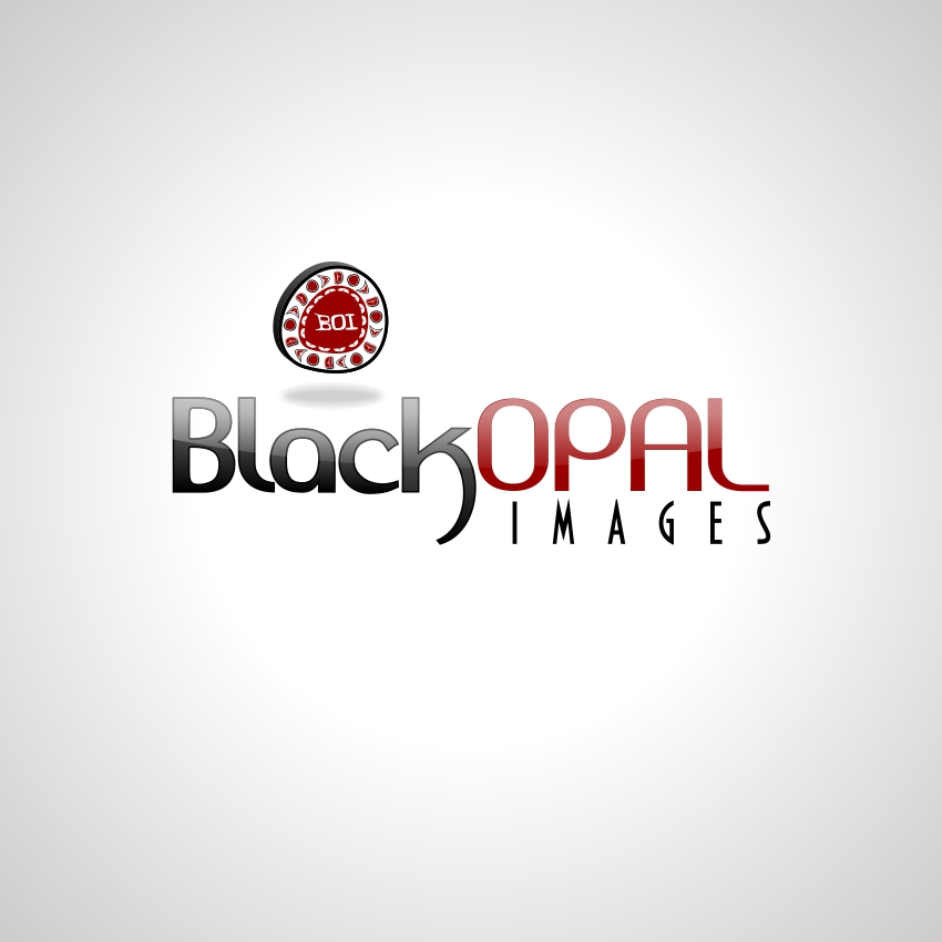 Logo Design by martinz - Entry No. 81 in the Logo Design Contest New Logo Design for Black Opal Images.