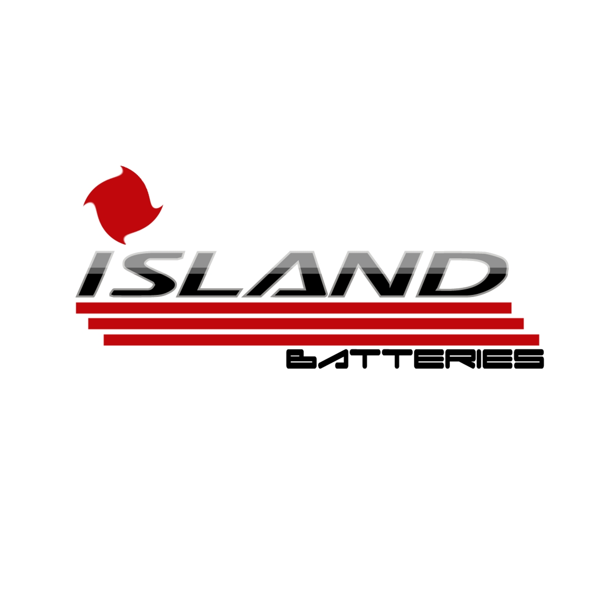 Logo Design by Joseph calunsag Cagaanan - Entry No. 16 in the Logo Design Contest Fun Logo Design for Island Batteries.