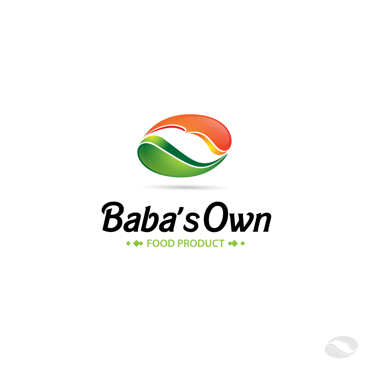 Logo Design by zesthar - Entry No. 40 in the Logo Design Contest Unique Logo Design Wanted for Baba's Own Food Products.