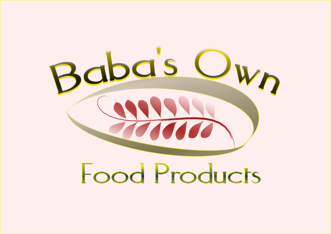 Logo Design by Heri Susanto - Entry No. 43 in the Logo Design Contest Unique Logo Design Wanted for Baba's Own Food Products.