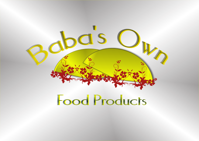 Logo Design by Heri Susanto - Entry No. 44 in the Logo Design Contest Unique Logo Design Wanted for Baba's Own Food Products.