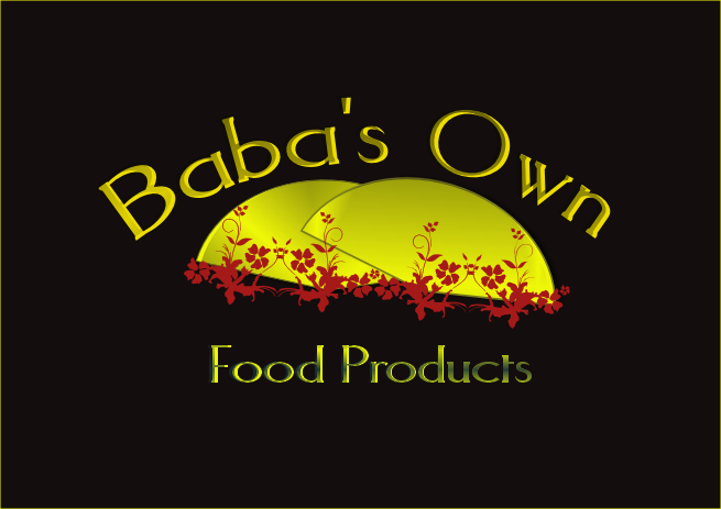 Logo Design by Heri Susanto - Entry No. 45 in the Logo Design Contest Unique Logo Design Wanted for Baba's Own Food Products.