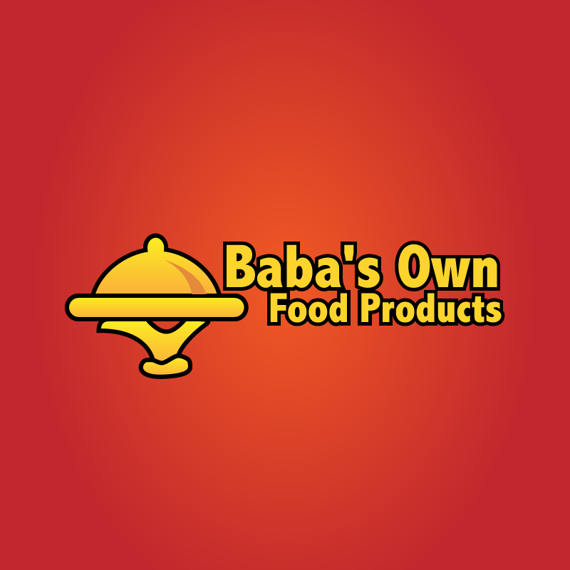 Logo Design by misginoji - Entry No. 46 in the Logo Design Contest Unique Logo Design Wanted for Baba's Own Food Products.