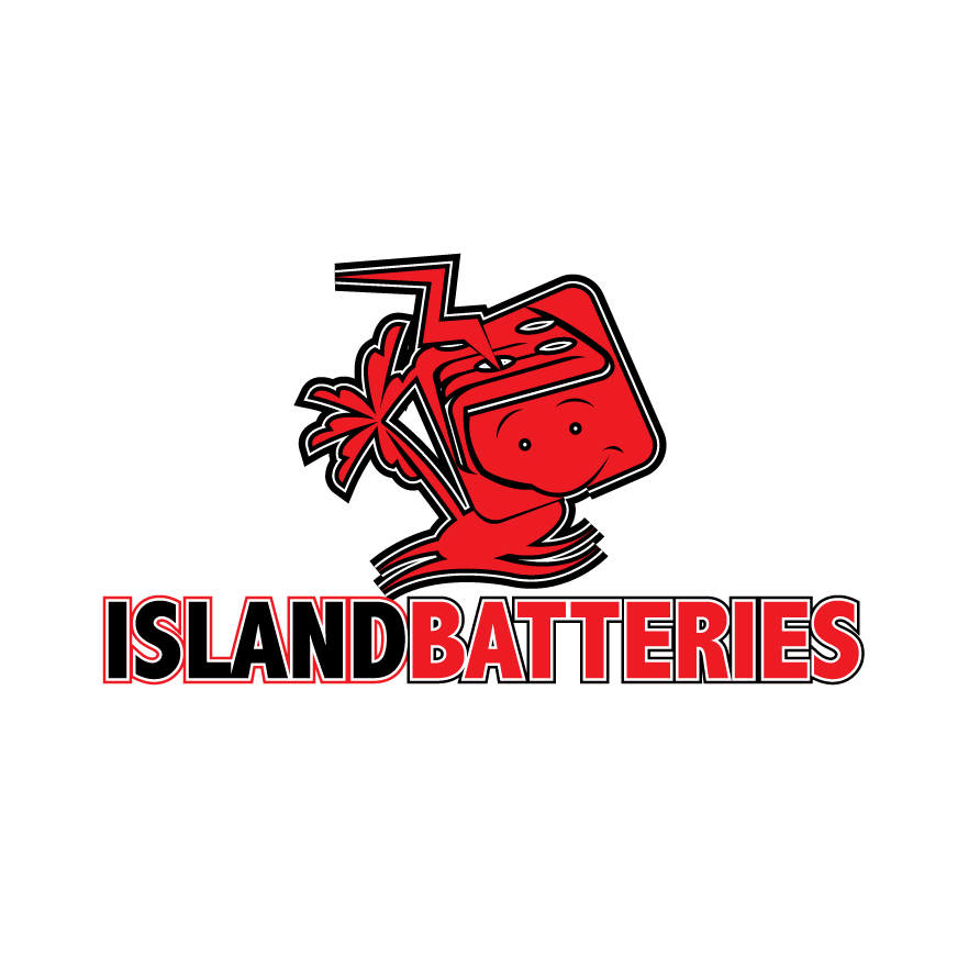 Logo Design by stormbighit - Entry No. 19 in the Logo Design Contest Fun Logo Design for Island Batteries.