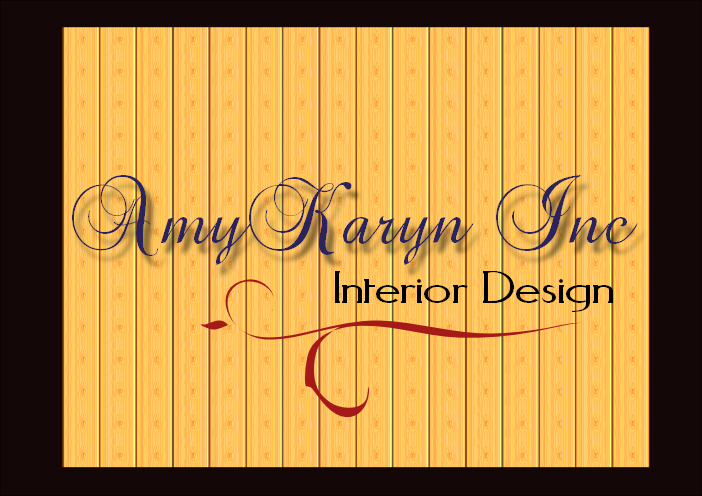 Print Design by Heri Susanto - Entry No. 1 in the Print Design Contest Print Design Needed for Interior Design Company Amy Karyn Inc..