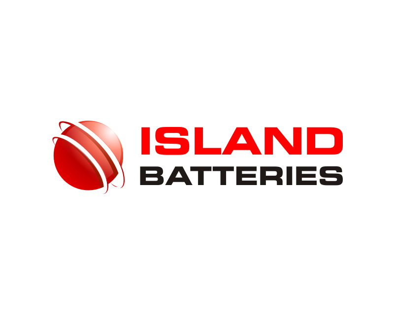 Logo Design by tatax - Entry No. 22 in the Logo Design Contest Fun Logo Design for Island Batteries.