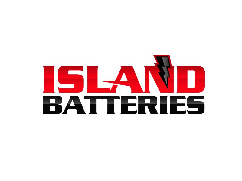 Logo Design by alocelja - Entry No. 23 in the Logo Design Contest Fun Logo Design for Island Batteries.