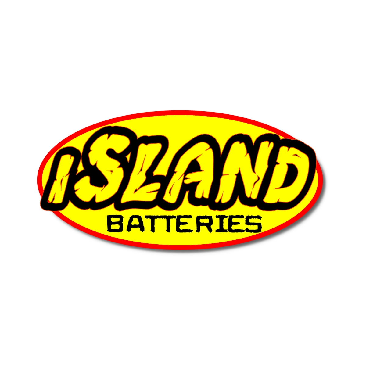 Logo Design by Joseph calunsag Cagaanan - Entry No. 31 in the Logo Design Contest Fun Logo Design for Island Batteries.