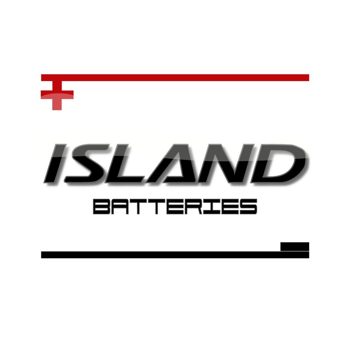 Logo Design by Joseph calunsag Cagaanan - Entry No. 32 in the Logo Design Contest Fun Logo Design for Island Batteries.