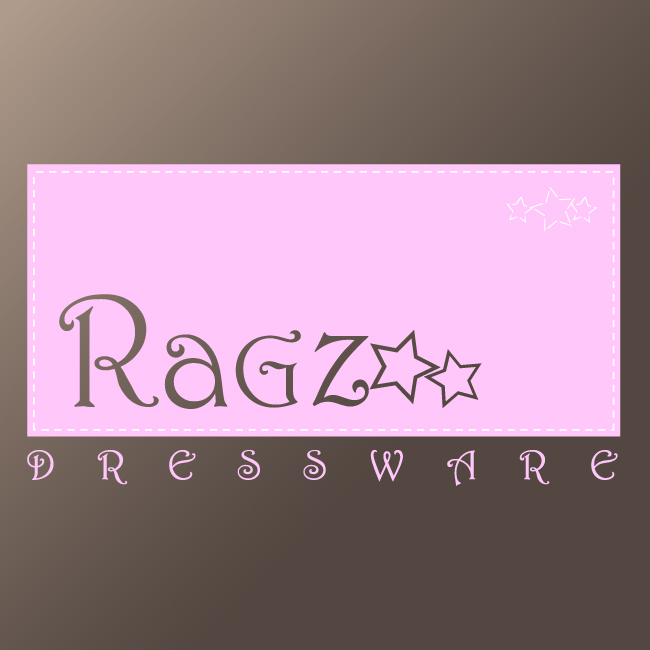 Logo Design by trav - Entry No. 233 in the Logo Design Contest Ragz Dressware.