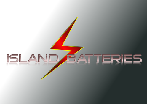 Logo Design by Heri Susanto - Entry No. 33 in the Logo Design Contest Fun Logo Design for Island Batteries.