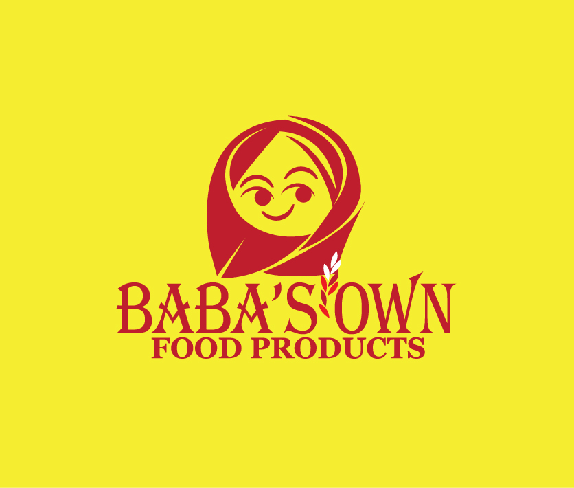 Logo Design by stormbighit - Entry No. 50 in the Logo Design Contest Unique Logo Design Wanted for Baba's Own Food Products.