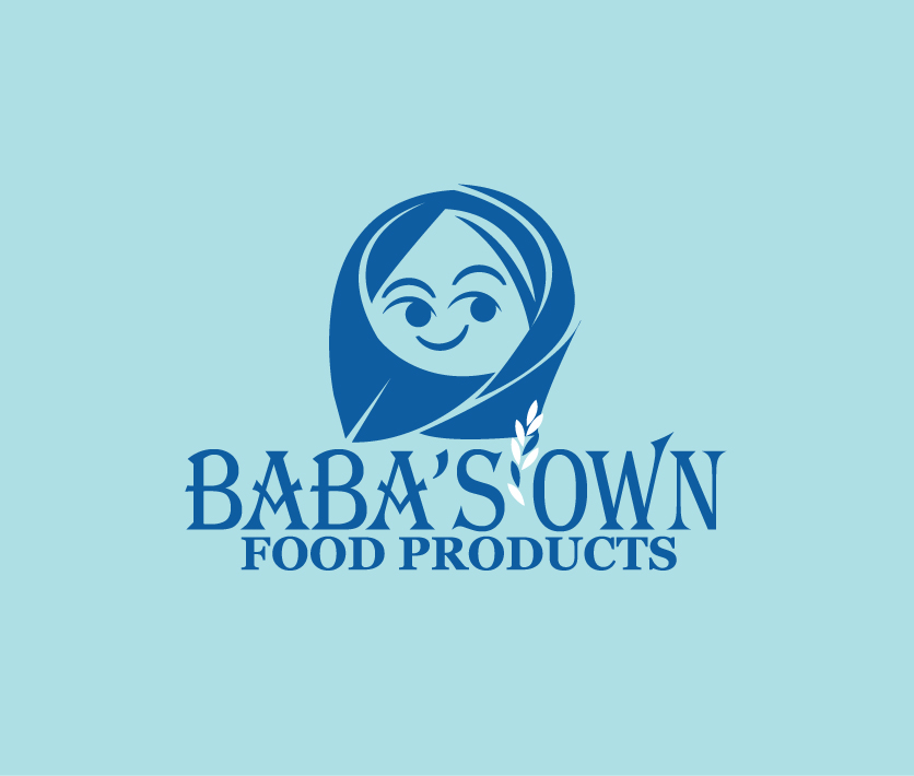 Logo Design by stormbighit - Entry No. 51 in the Logo Design Contest Unique Logo Design Wanted for Baba's Own Food Products.