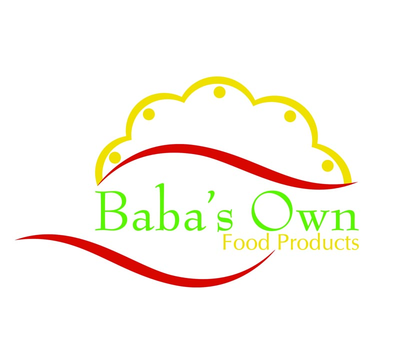 Logo Design by Sakkouhi - Entry No. 52 in the Logo Design Contest Unique Logo Design Wanted for Baba's Own Food Products.