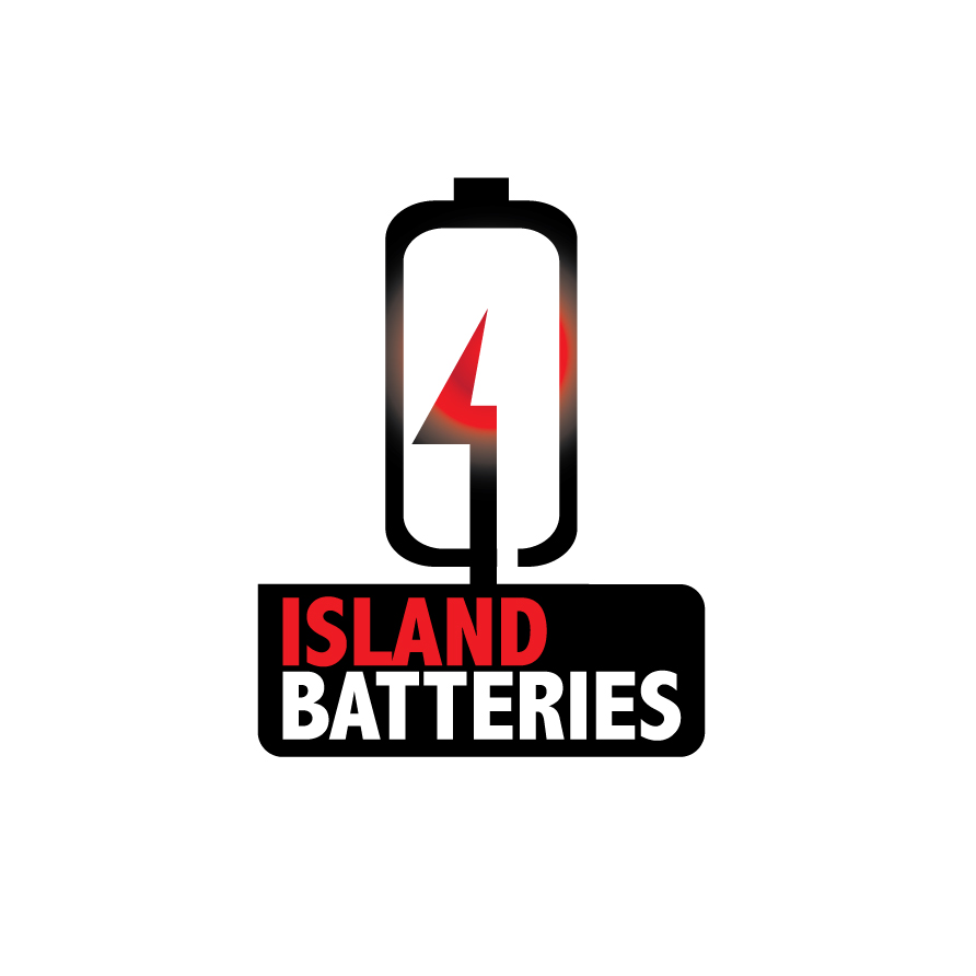 Logo Design by stormbighit - Entry No. 39 in the Logo Design Contest Fun Logo Design for Island Batteries.