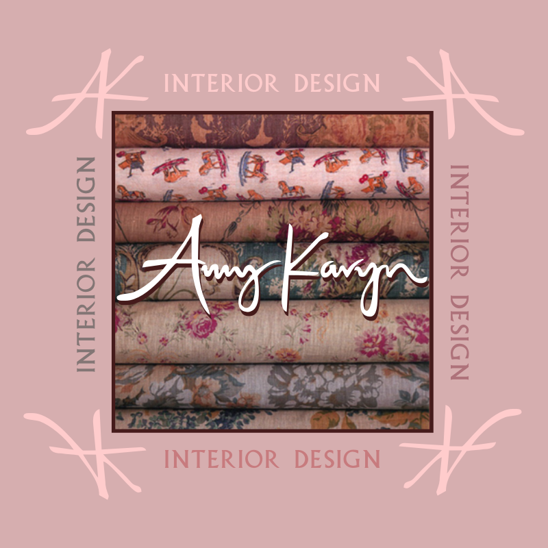 Print Design by Rudy - Entry No. 5 in the Print Design Contest Print Design Needed for Interior Design Company Amy Karyn Inc..