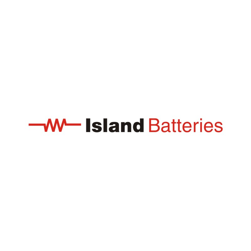 Logo Design by Private User - Entry No. 43 in the Logo Design Contest Fun Logo Design for Island Batteries.